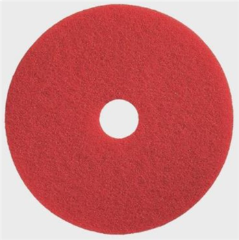 General Floorcraft Red Cleaning/Buffing Pad