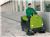 "Genius TK1202E IPC Eagle, 48"" Ride-on Sweeper Battery Powered"